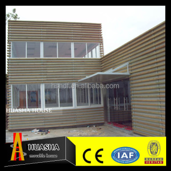 Two storey prefab modern building houses