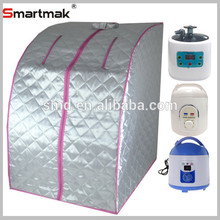individual portable steam sauna