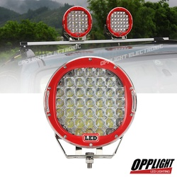 cre e led driving light motorcycle led driving lights 9 inch driving lights 185watt led