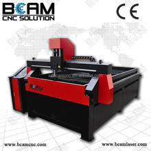 CE approved cnc plasma cutting machine / cnc metal cutting machine price/ heavy duty cnc plasma cutter on sale