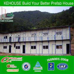 K-Style Prefabricated Homes Prefab Dismountable Home for Site