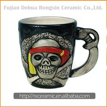 Wholesale new arrival enamelware ceramic cup