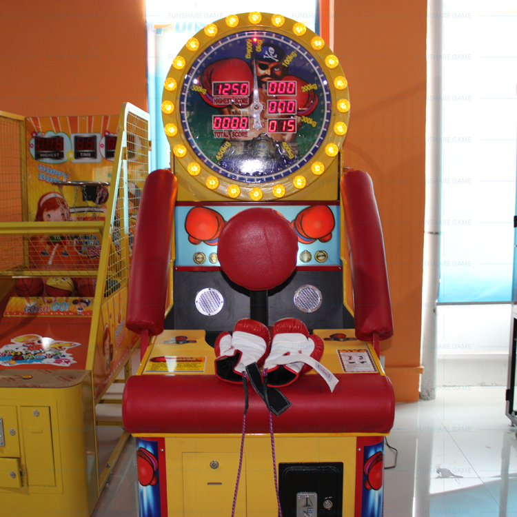 arcade boxing machine for sale