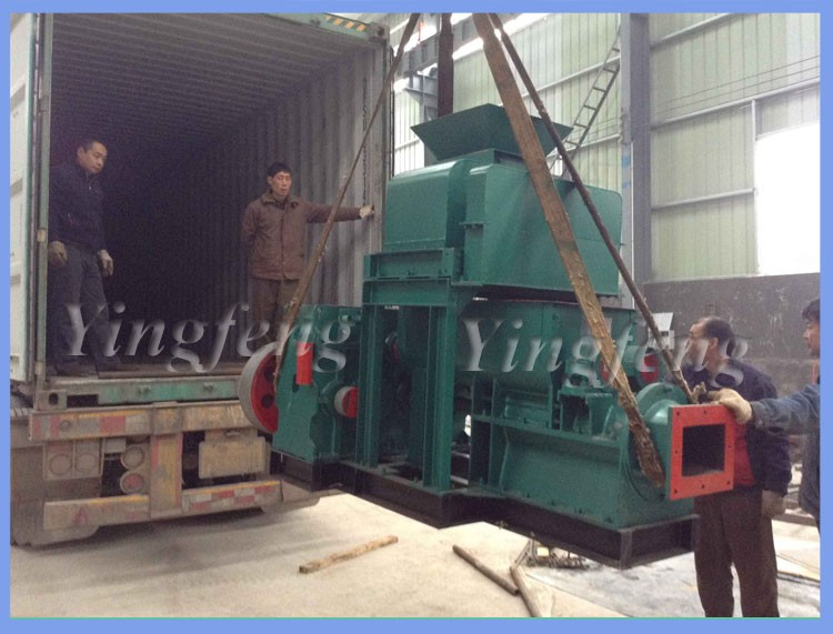 Booming in Egypt !JZC300 clay brick making machine price list