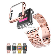 2017 Luxury Hot Sale PC Hard Protective Case For Apple Watch Case,Shockproof Watch Case For Apple Series 1& Series 2,38mm & 42mm