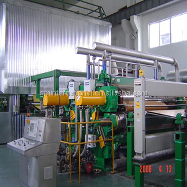 Superior quality kraft paper/carton paper making machine On Sale ! Raw material: waste paper, straw, bagasse, bamboo, etc.