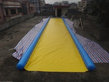 hotsale good quality inflatable water games cheap inflatable street slide
