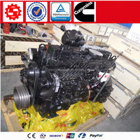 Yutong Bus Engine Cummins EQB 6 cylinder diesel engine for sale