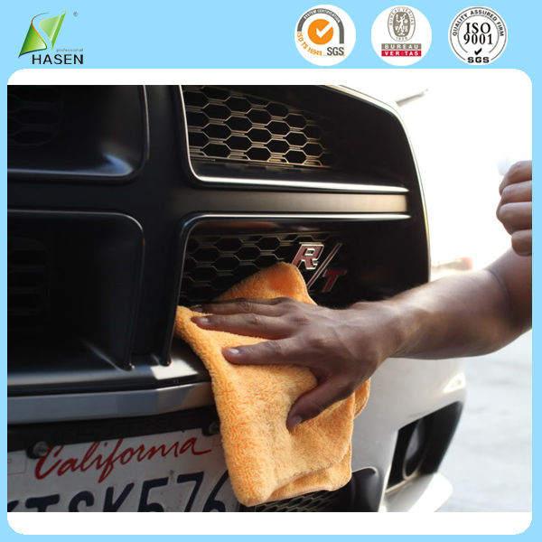 Car cleaning products :car wash cloth/ microfiber car cleaning cloth/microfiber towel