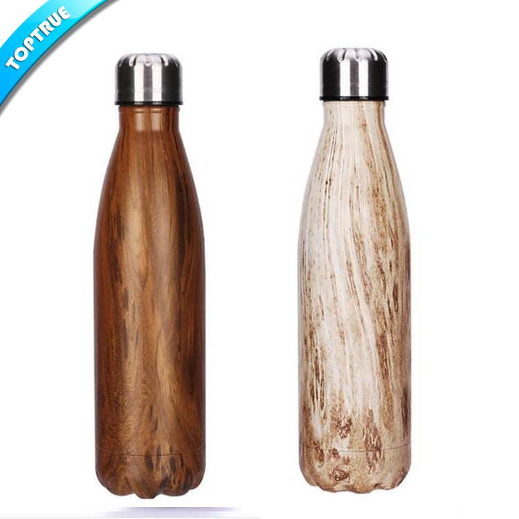 500ml Double wall Stainless Steel Insulated Water Bottle Termos Vacuum Flask Thermos