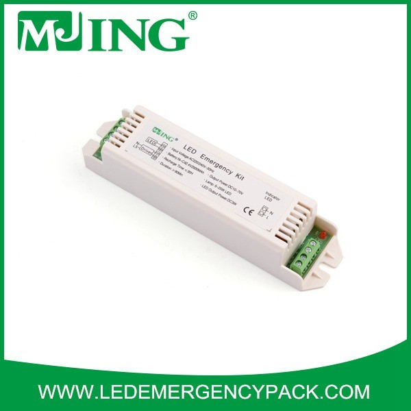 20w led panel light emergency driver CE Battery inside