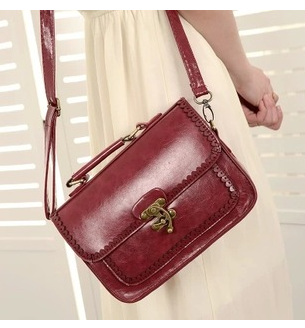 Exported fashion classical PU bags alibaba wholesale funky shoulder bags