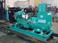 230kw/313hp/1500rpm chinese diesel engine R6126ZLD