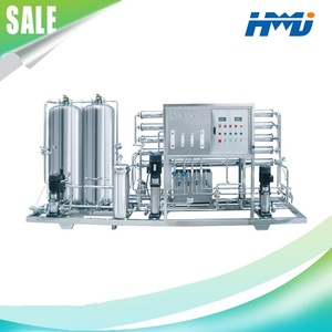 China cheap ro mobile water treatment plant