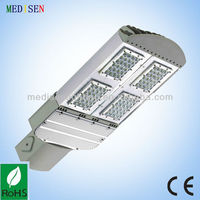 high power 120W LED street light IP65 outdoor street light CREE chip/meanwell driver with CE/RoHs certification