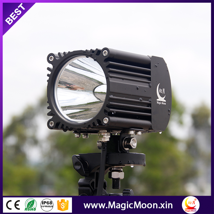 MagicMoon new design cheap motorcycle round headlight