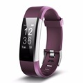 VeryFitPro bluetooth smart wristband cicret bracelet watch for ios and android