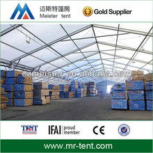 huge structure tent from meister