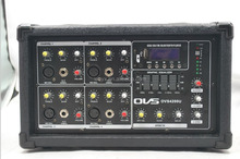 OVS SUB funciton Amplifier 4 Channel Professional Digital Audio DJ Mixer