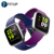 FITUP v12 touch control sports digital LED sports relógio de pulso pulseira para woman & man