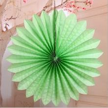 Multicolored Paper Honeycomb Tissue Paper Flower Fans for Baby Shower Birthday Decor Wedding Decor Party Decor Wall Hanging