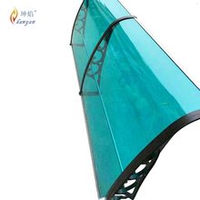 Long time quality warranty producer metal roof awning