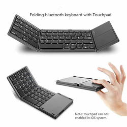 HANXUNDA Flexible wireless keyboard bluetooth wireless multimedia keyboard 80 keys for laptop tablet android window