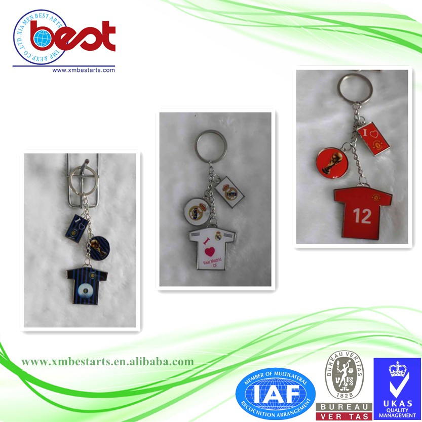 Promotional Gifts cheap custom logo guitar shaped key chain