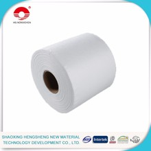 spunlace nonwoven fabric in roll for nonwoven microfiber cleaning cloth