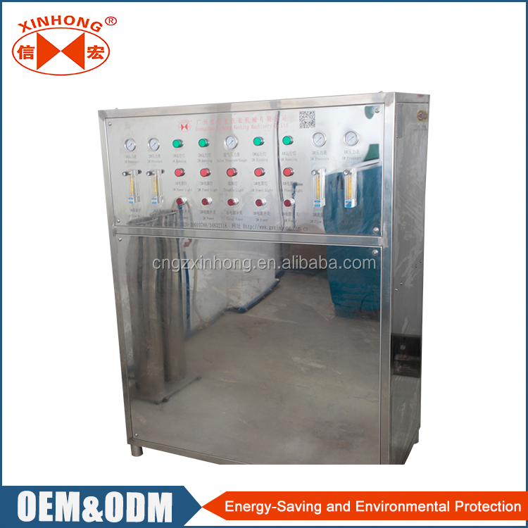 High Efficiency 99.99% mobile oxygen generator