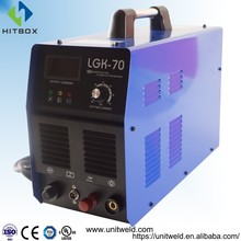 dc inverter air plasma cutter cut70,plasma source supply for IGBT tube pilot arc air plasma cutter