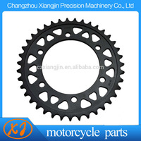 motorcycle parts 39T-48T rear sprocket for yamaha YZF R1 R6 R7 FZ1 FZ6 FZS1000 XJR1300