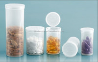 Prescription Childproof Vials Storage Containers Medical Weed Bottle