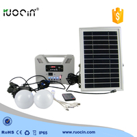 6V 6W Laminate PV System Lighting