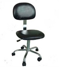antistatic cleanroom chair esd leather chair