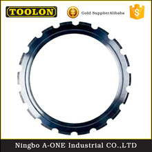 diamond blade concrete cutter saw