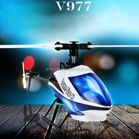 WLtoys V977 Power Star X1 6Channel 2.4G Brushless Flybarless RC Helicopter