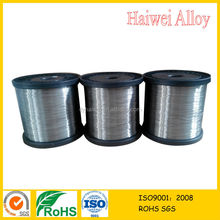 Resistance heating nickel chorme wire, Cr30Ni70 heat element wire