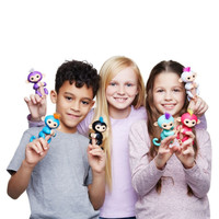 The 2017 Hottest Intelligent Toys Fingerlings