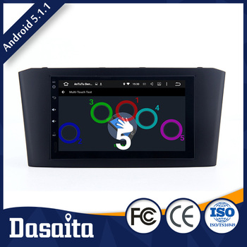Dynamic Background Pictures Selectable car gps multimedia navigator dvd price for Toyota Avensis 2003 2007