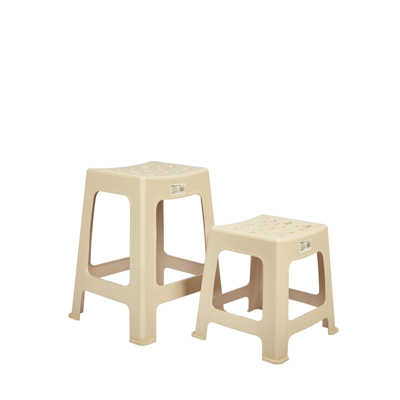 Promotional home use different types plastic stool