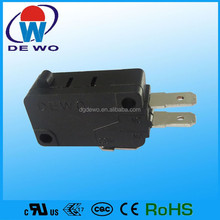 Air conditioner spare parts, push button switch, small micro switch