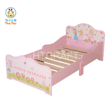 Kids Bed Princess Design Wood children Bed With Plywood Bed Slat used bedroom furniture for sale