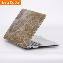High Quality Design Marble Pattern for macbook pro 13 case