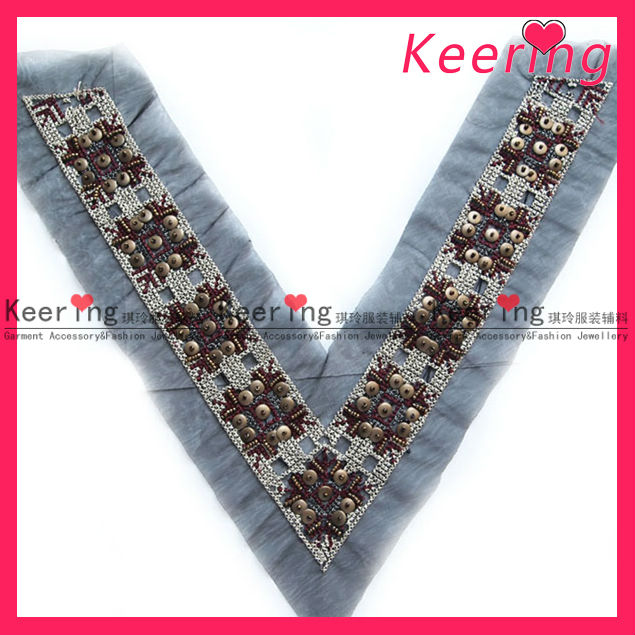 Best selling famous neck design stitched WNL-888
