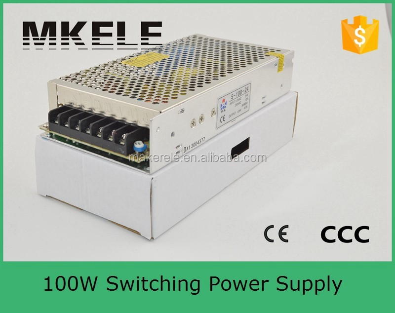 S-100-12 single output 100 amp dc power supply 100w 12v switch mode power supply 100 amp power supply