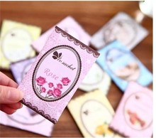Lavendar vermiculite Paper Sachet Bag Closet Air Freshener From China