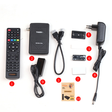 Tiger E99 mini ultra android hd iptv receiver with standard DVB-S/S2