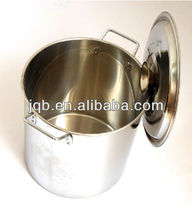 Stainless steel stock seal pot