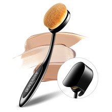 BIOAQUA private label makeup brush toothbrush shape foundation total face brush
